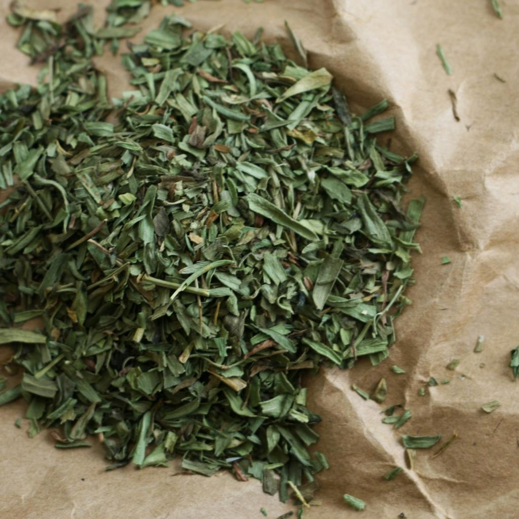 سبزی ترخون برای درمان بی خوابی
