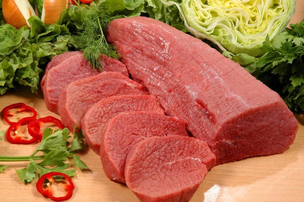 گوشت قرمز عامل افزایش کلسترول بالا