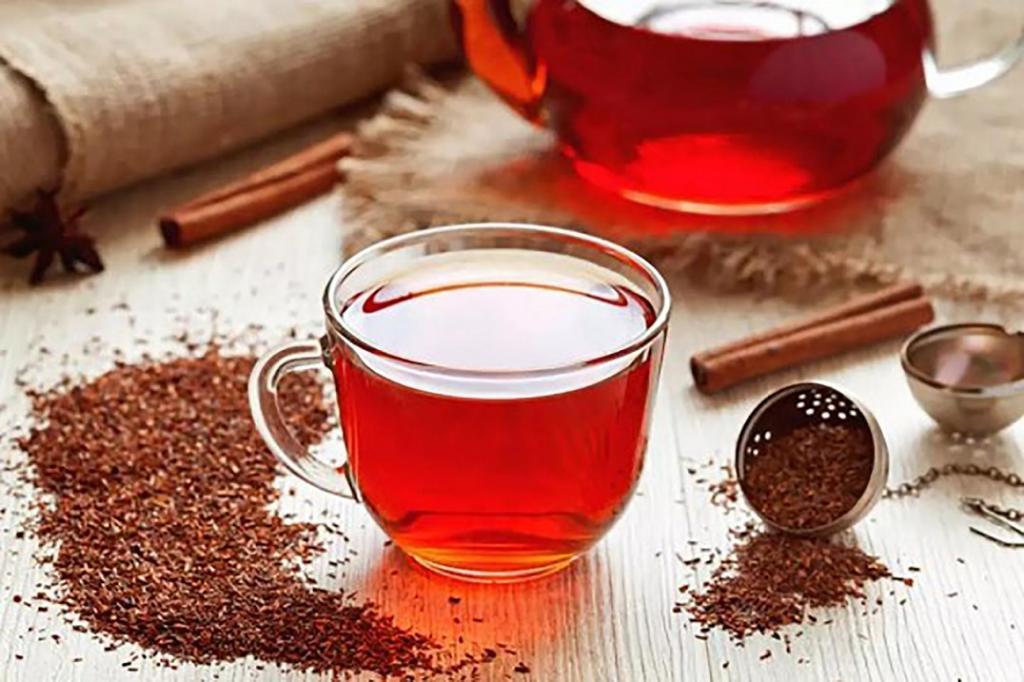 چای های گیاهی برای تقویت موی سر