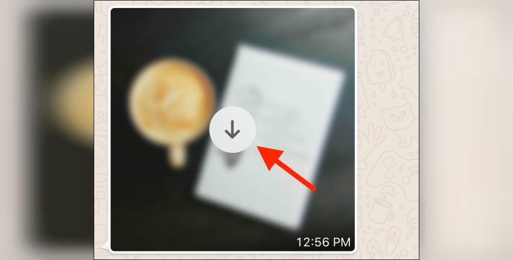 جلوگیری از ذخیره خودکار عکس در واتساپ