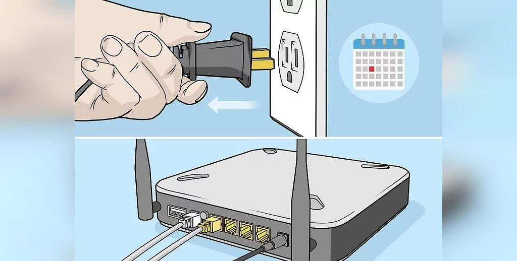 تکنیک ساده تقویت سیگنال مودم