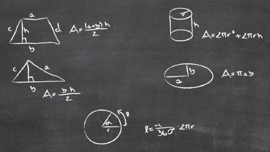 """تفاوت بین مساحت و مساحت کل چیست + فرمول های """"مساحت """"و """"مساحت کل"""" اشکال هندسی مختلف"""