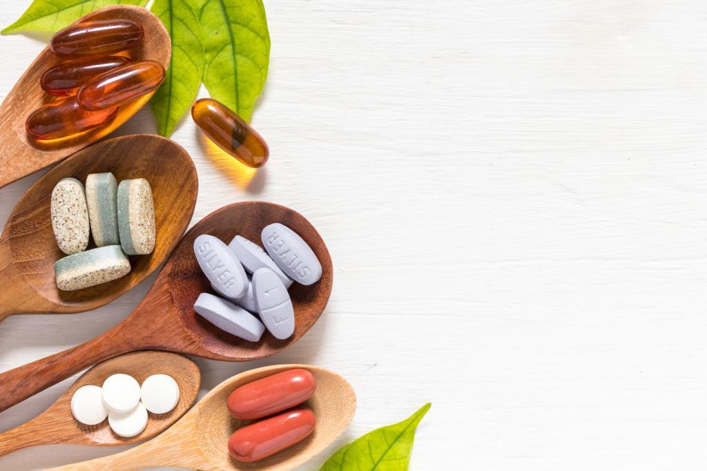 زنان روزانه چه ویتامین هایی باید مصرف کنند؟