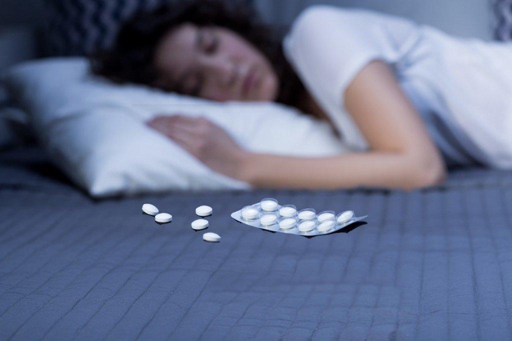 مصرف داروهای خواب آور در افراد معتاد
