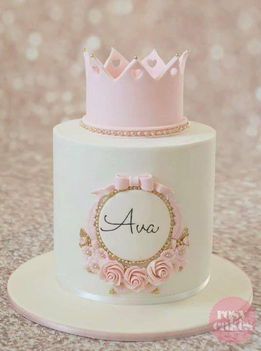 عکس کیک تولد مدل تاج