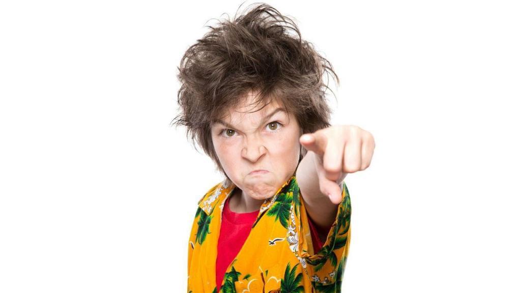 راه کنترل خشم کودک