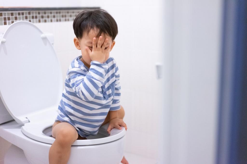 علائم بیماری سلیاک در نوزادان و کودکان نوپا