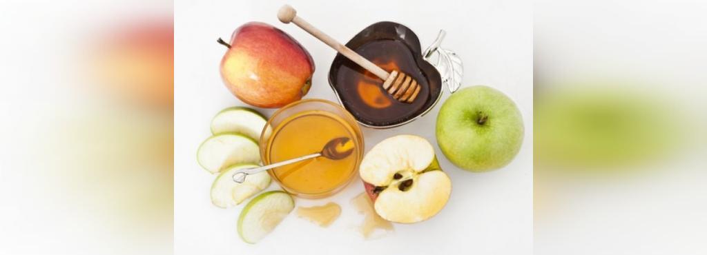سم زدایی روده بزرگ با سرکه سیب و عسل