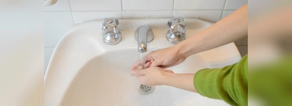 چگونه به طور صحیح دست ها را شستشو دهیم