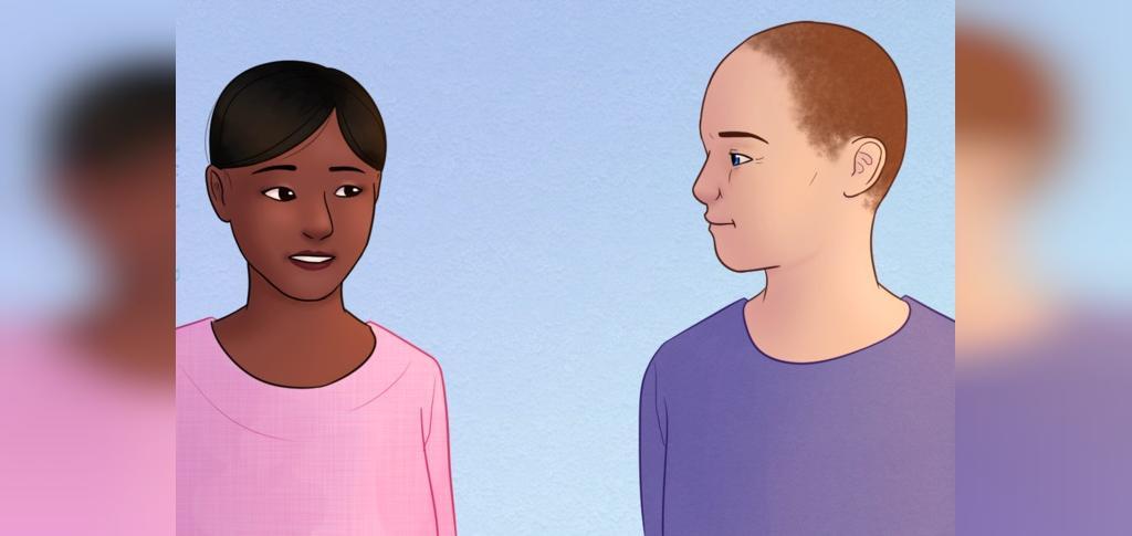 کمک گرفتن از مردم از روش های غلبه بر افسردگی پس از جدایی