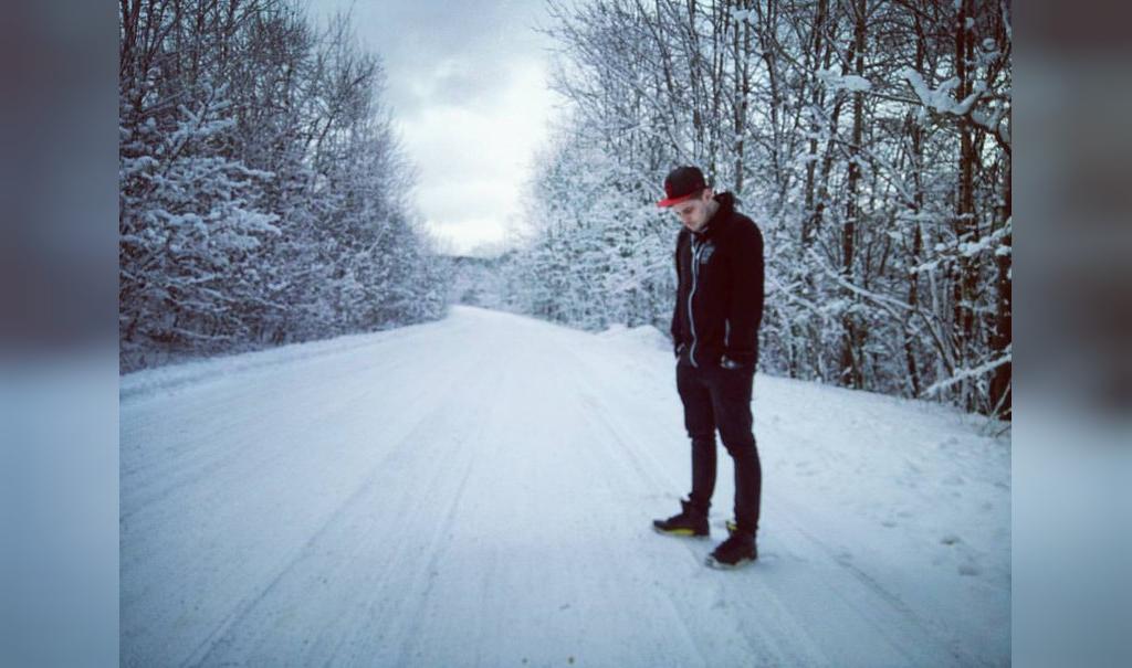 عکس پروفایل زمستانی پسرونه خاص