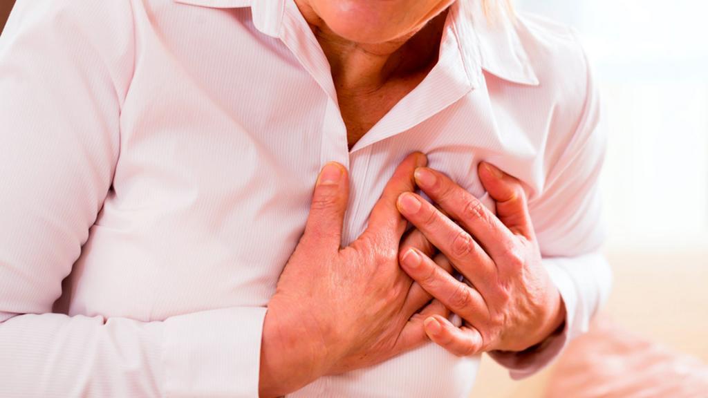 دلایل سوزش و تیر کشیدن قلب