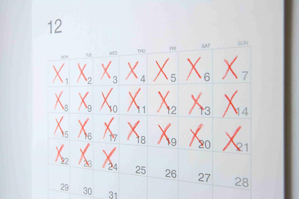 21 بار انزال در هر ماه