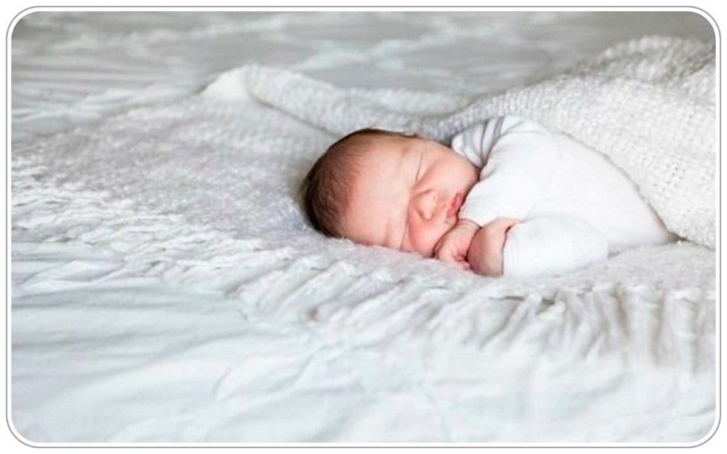 نکات مهم برای خواب بی خطر نوزاد