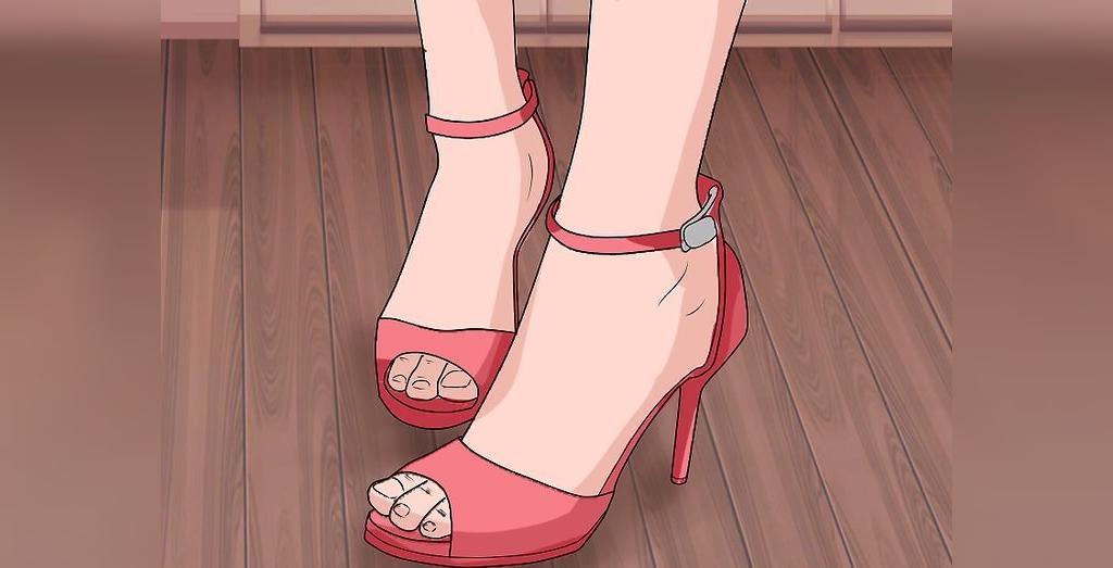 بهترین راه های انتخاب کفش پاشنه بلند