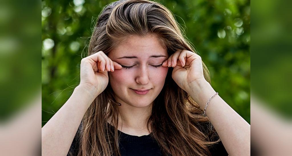 ستیریزین برای درمان خارش چشم