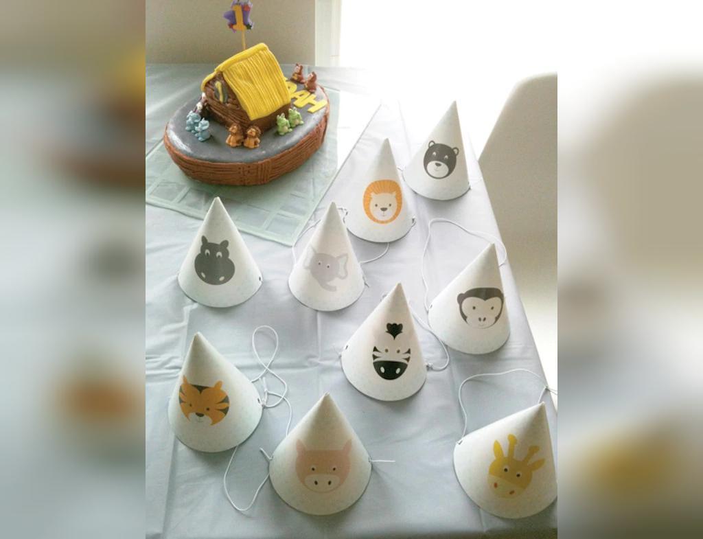 جشن تولد یکسالگی برحسب بودجه