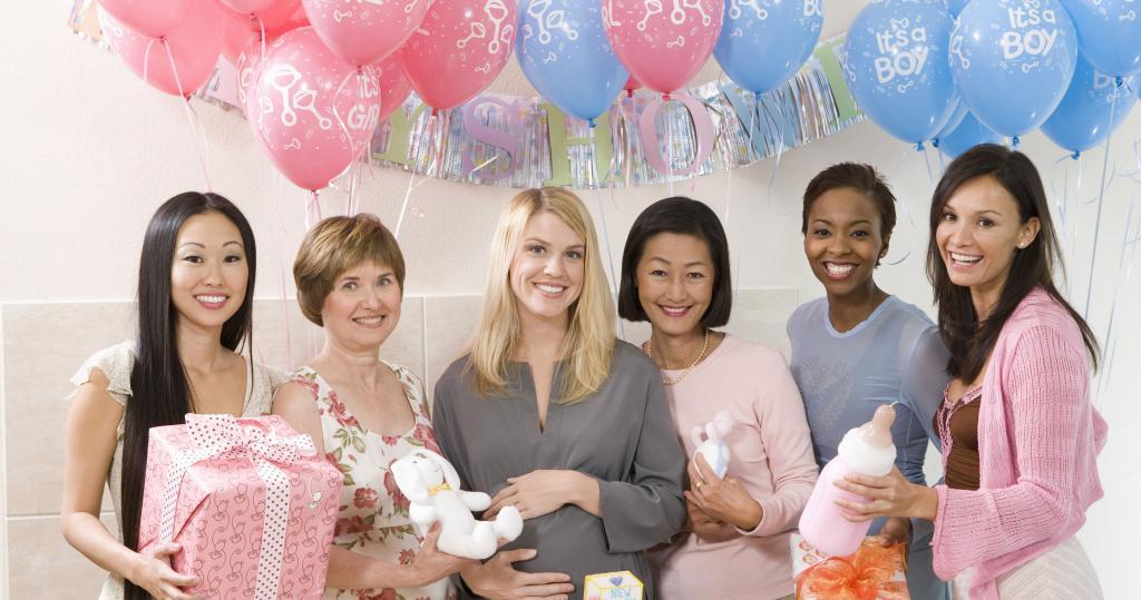 ایده های جذاب برای جشن تعیین جنسیت نوزاد