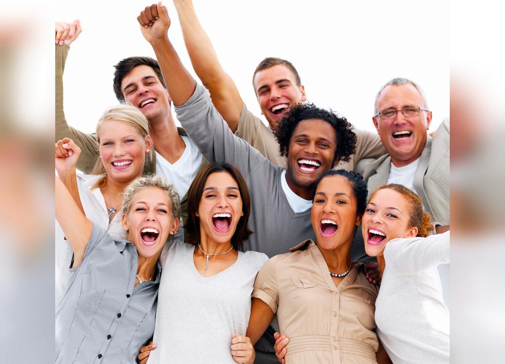 اشخاص شاد و موفق، با قدردانی زندگی می کنند