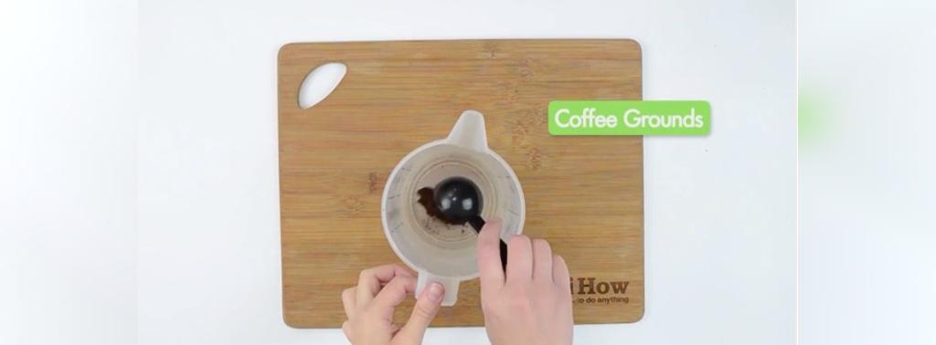 تهیه قهوه روی گاز