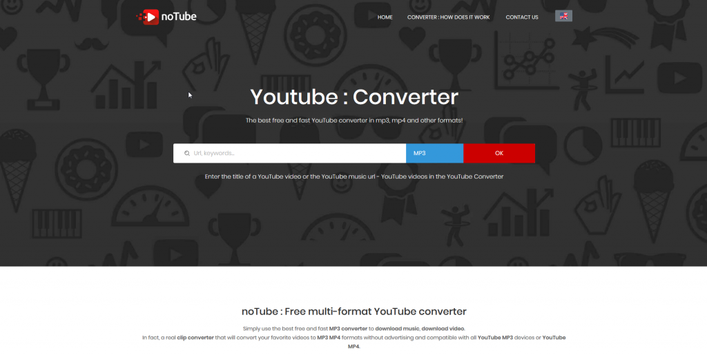 تبدیل گر آنلاین ویدیو های یوتیوب