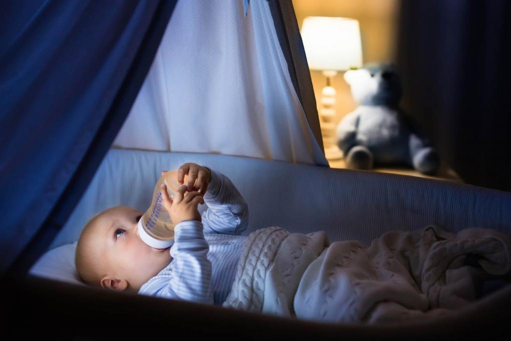 راه تشخیص عادت خواب نوزادان و کودکان