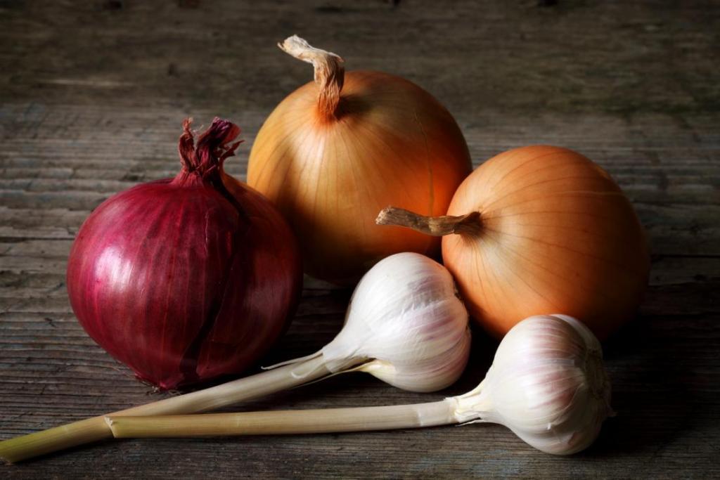 پیاز شیرین و گوشتی برای کاهش کلسترول