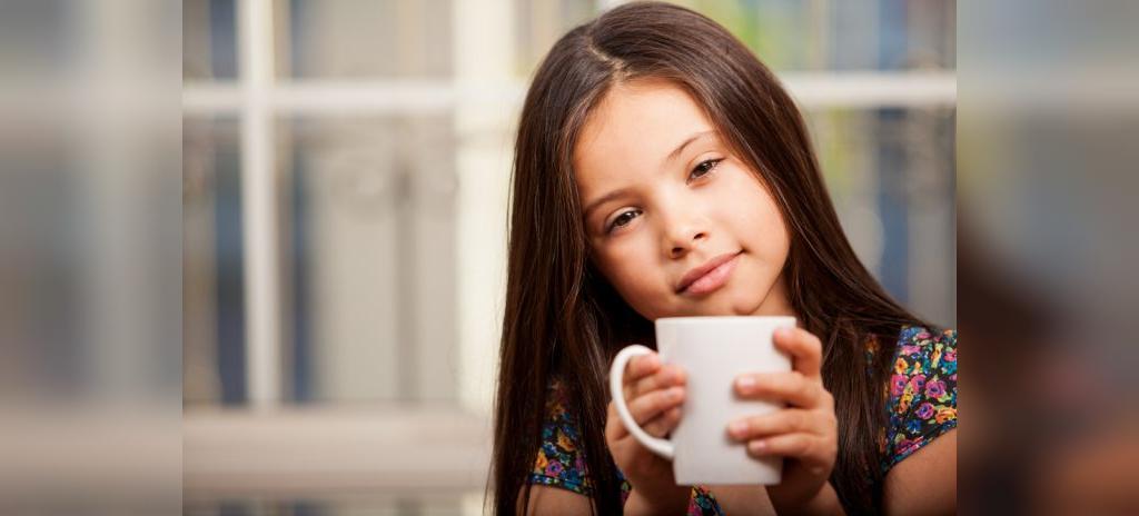 مضرات قهوه برای کودکان
