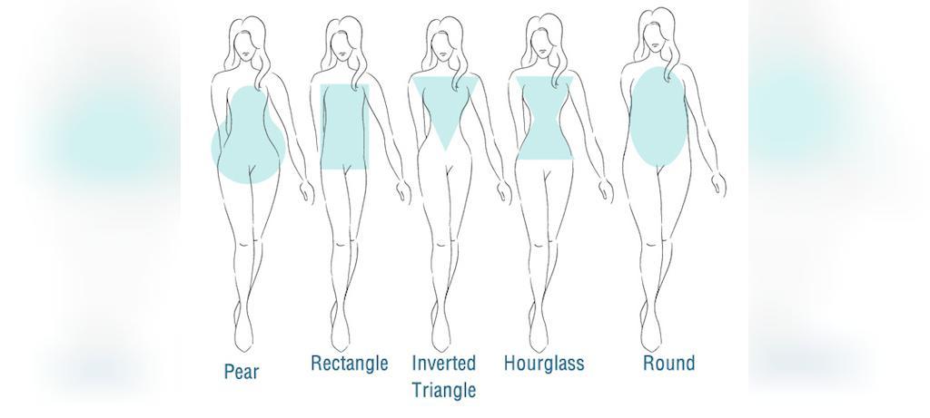 جذاب ترین استایل بدنی زن برای مردان