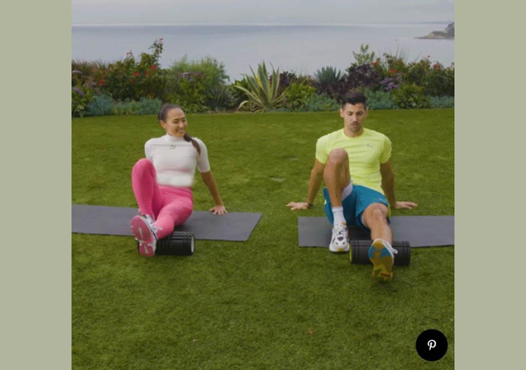 تمرینات و ورزش زانو درد