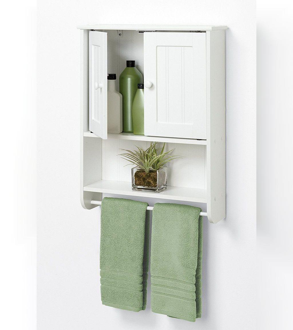 ترفندهای عالی برای دسترسی آسان به وسایل در حمام