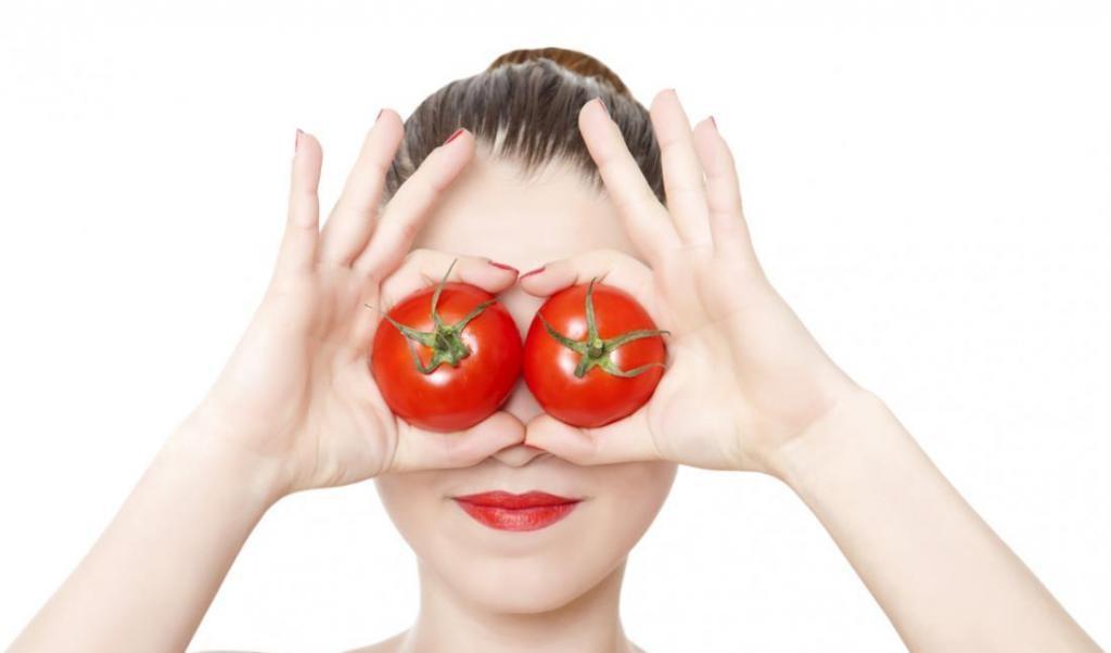 خواص گوجه فرنگی برای سلامتی و چشم
