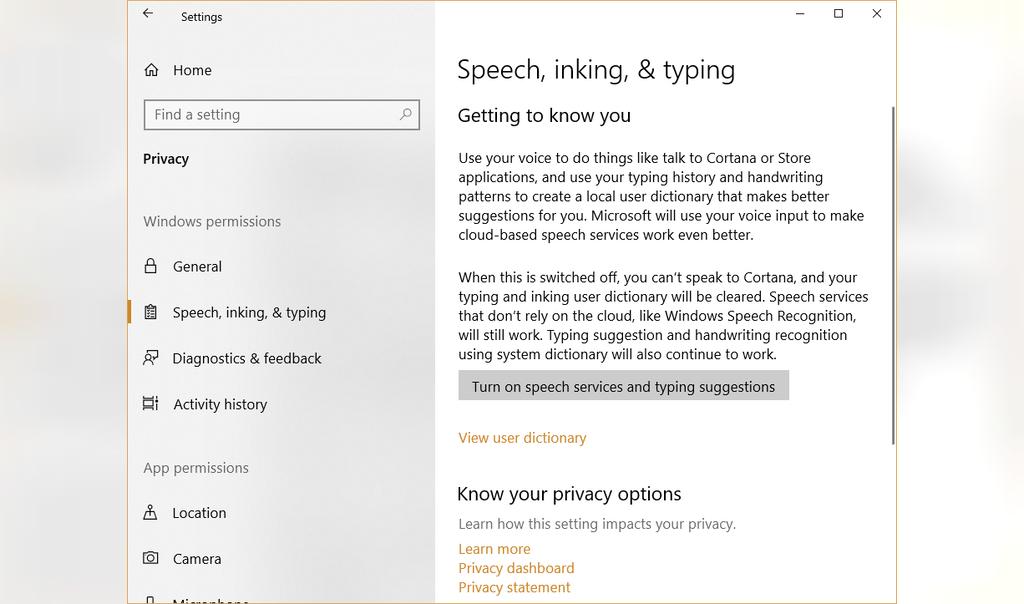 نحوه راه اندازی تشخیص گفتار در ویندوز 10