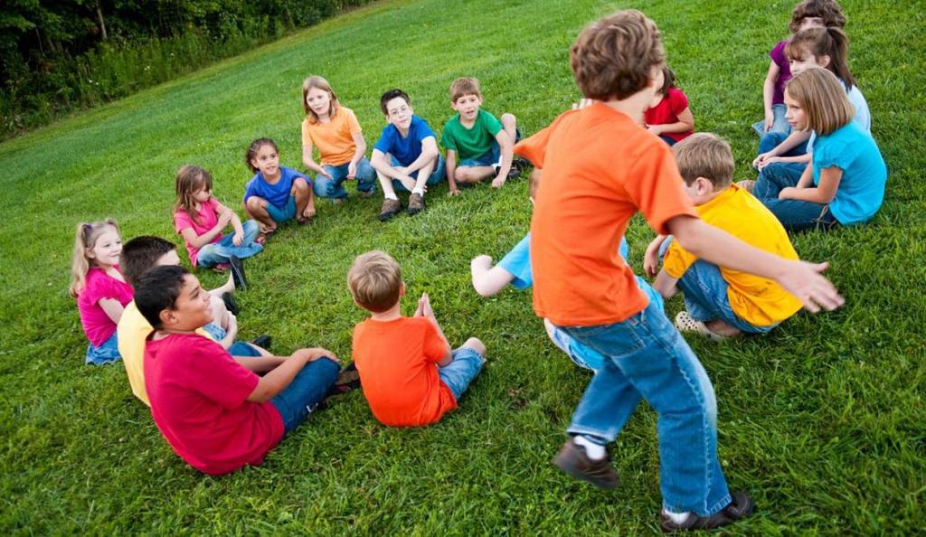 بازی مجسمه برای تقویت تمرکز کودکان
