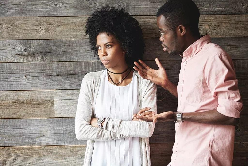 جملاتی که نباید در دعواها به شوهرتان بگویید