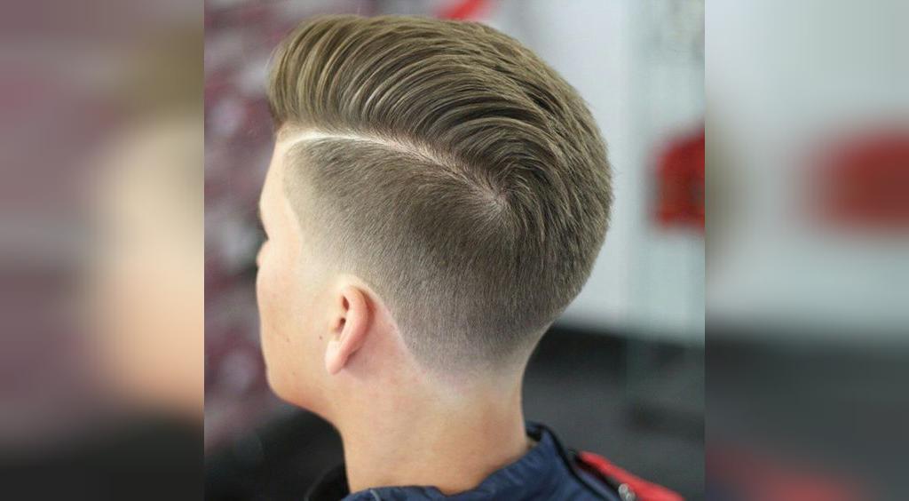 مدل مو پسرانه خامه ای جدید