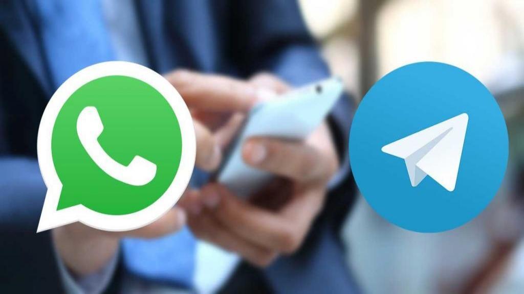 آموزش روش فرستادن ویس، پیام و استیکر از تلگرام به واتس اپ در ایفون و اندروید