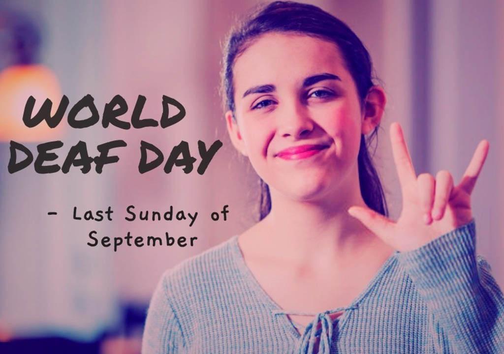 عکس برای روز جهانی ناشنوایان