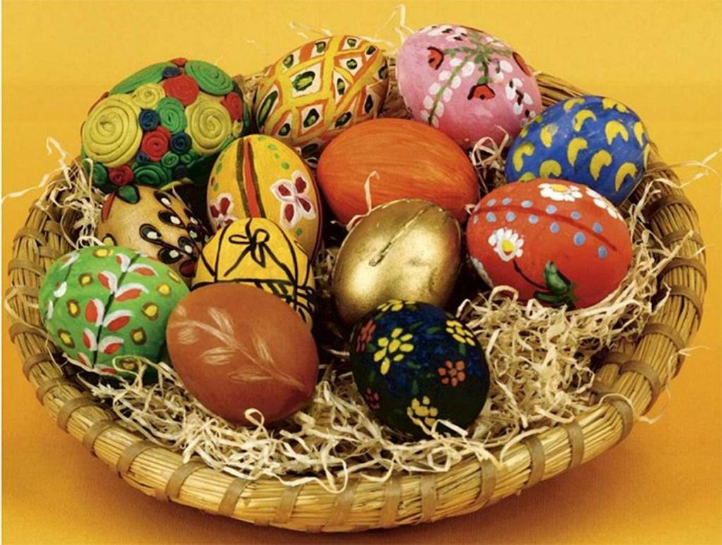 ایده تزیین تخم مرغ لاکچری