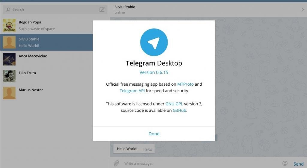 دانلود تلگرام برای ویندوز