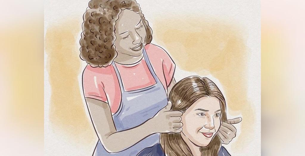 روش های تقویت مو برای رنگ کردن موهای آسیب دیده