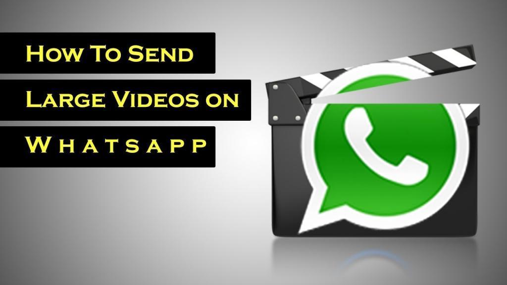 آموزش جدیدترین ترفندهای فرستادن فایلهای سنگین با واتساپ