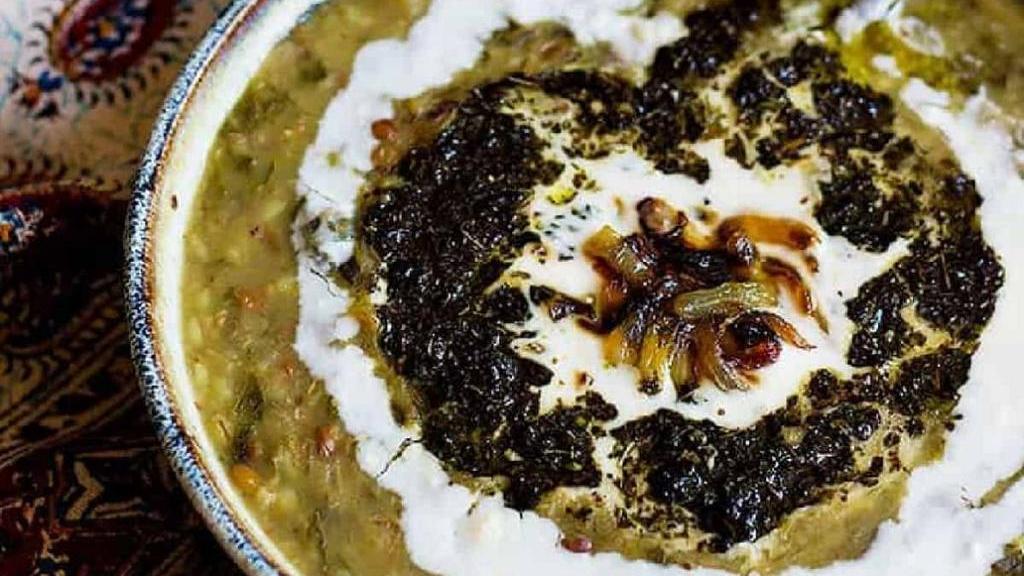 طرز تهیه آش بادمجان خوشمزه و مجلسی اصل به روش سنتی