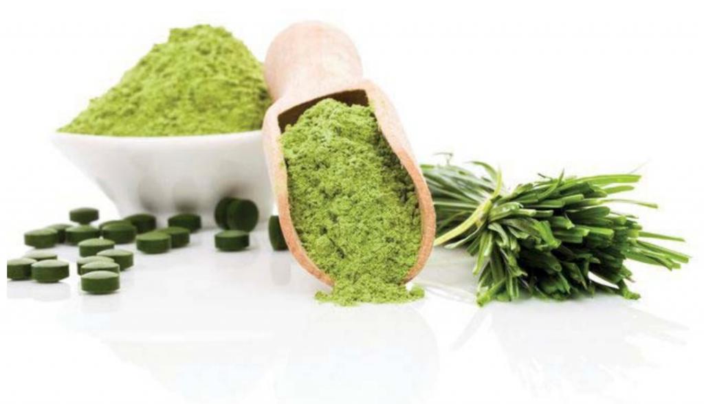 جلبک اسپیرولینا چیست؟