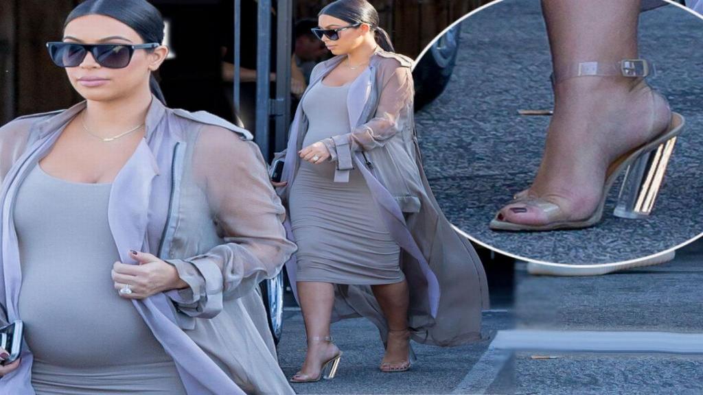 6 خطر و تاثیر پوشیدن کفش پاشنه بلند در دوران بارداری