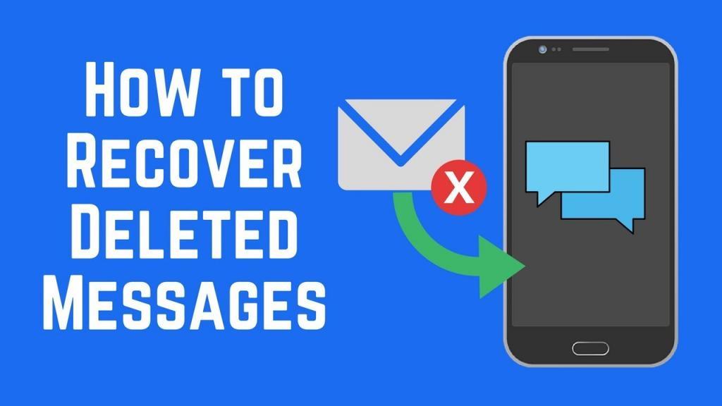 برگرداندن پیام های پاک شده در تلگرام