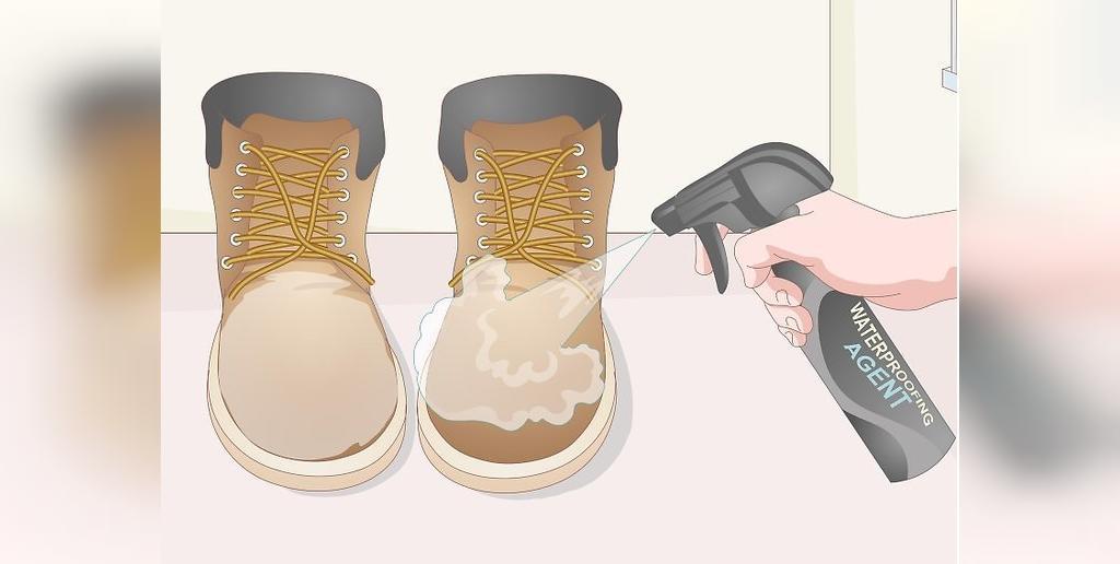 روش جلوگیری از آسیب دیدن کفش های نبوک