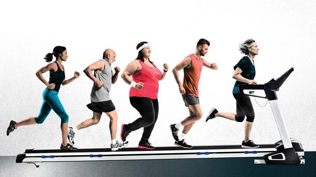 ورزش ، راه درمان کلسترول بالا
