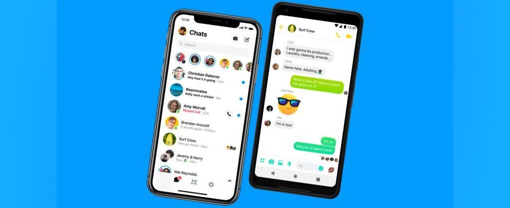 اپلیکیشن پیام رسان رایگان به جای تلگرام