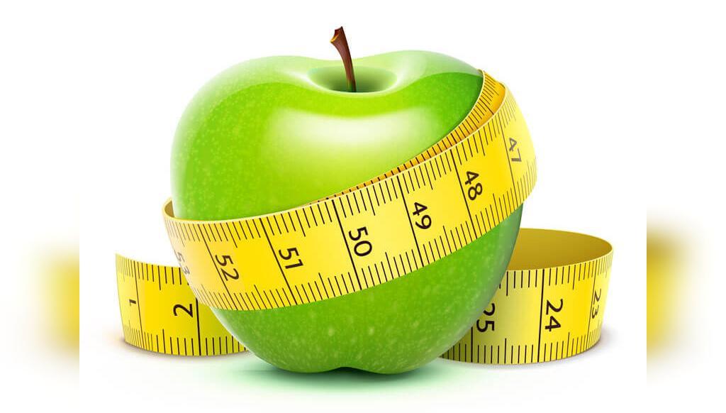 کاهش وزن با سیب سبز